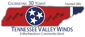 Tennessee Valley Winds - A Nashville/Murfreesboro Community Concert Band